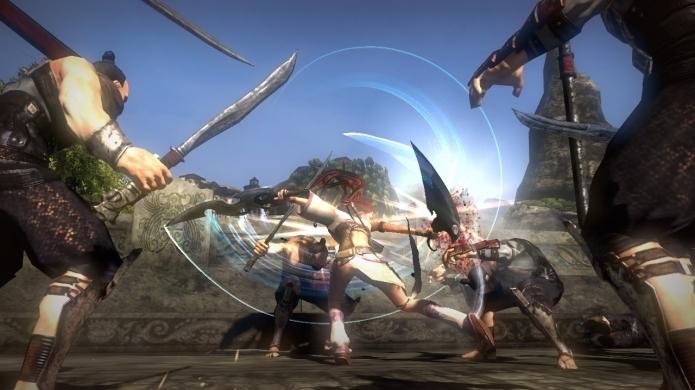Heavenly Sword Review Ausgamers Com