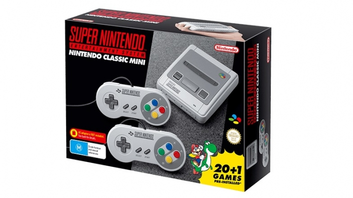 Catch of the Day Will Be Selling Some SNES Classic Minis Tomorrow