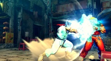 Street Fighter 4 Screenshot