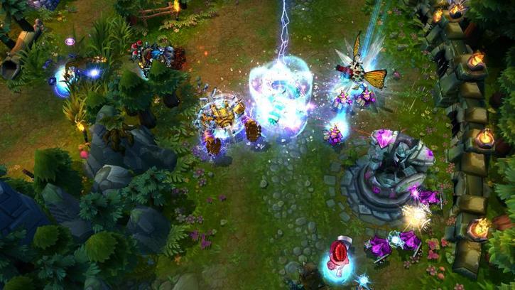 Riot Announces First League of Legends Oceanic eSports League