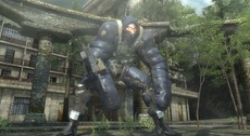 Metal Gear Rising: Revengeance Screenshot