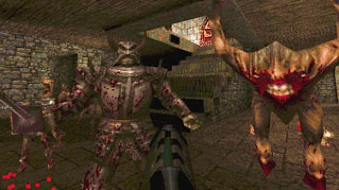 Celebrating 20 Years of Quake, Wolfenstein Devs Release a Brand New Episode