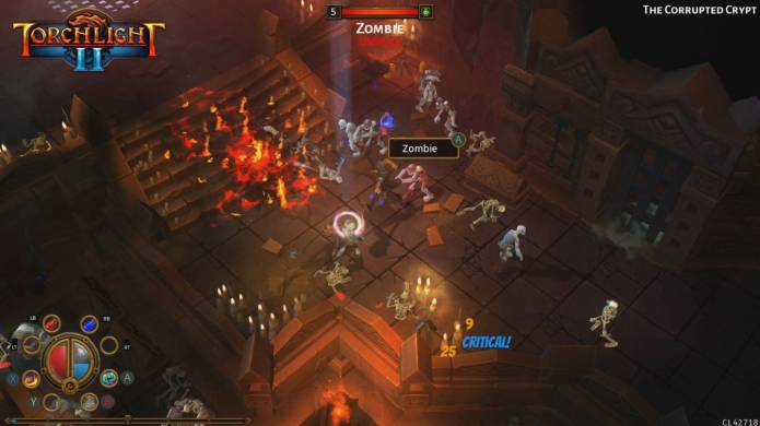 Torchlight 2 is Coming to Consoles in September