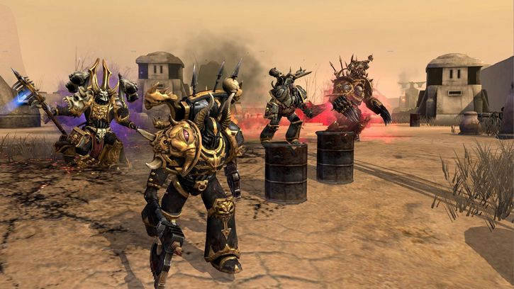 rumor games workshop and creative assembly working on total war