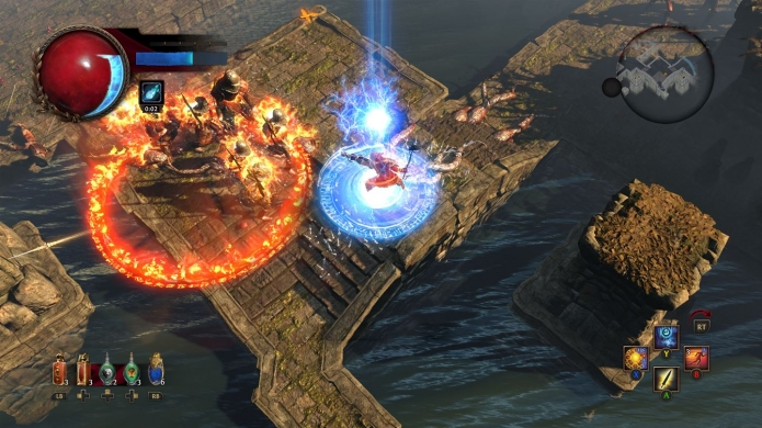 Path of Exile on Xbox One Hands-On, Release Date Confirmed for August 25
