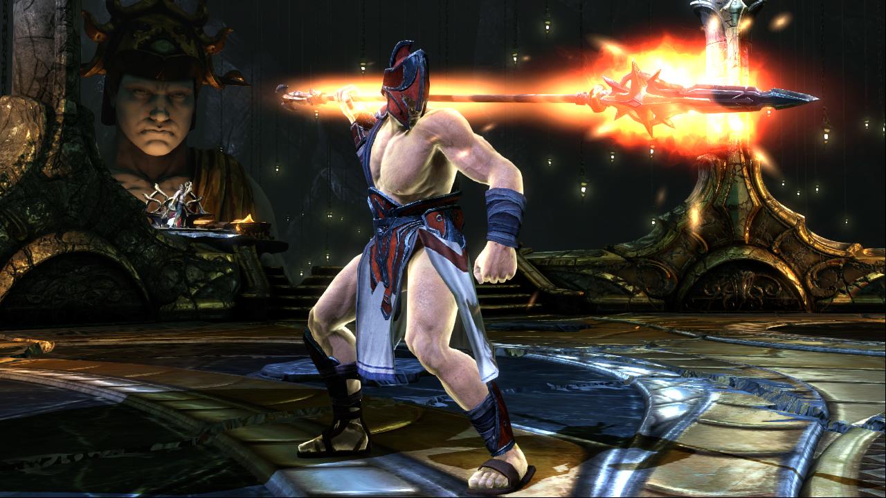god of war ascension coop weapons revealed ausgamerscom