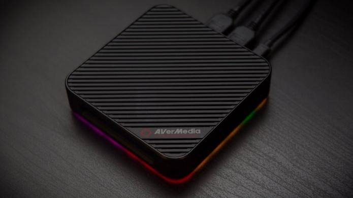 AVerMedia Live Gamer BOLT GC555 - 4K Capture Primed for Next-Gen