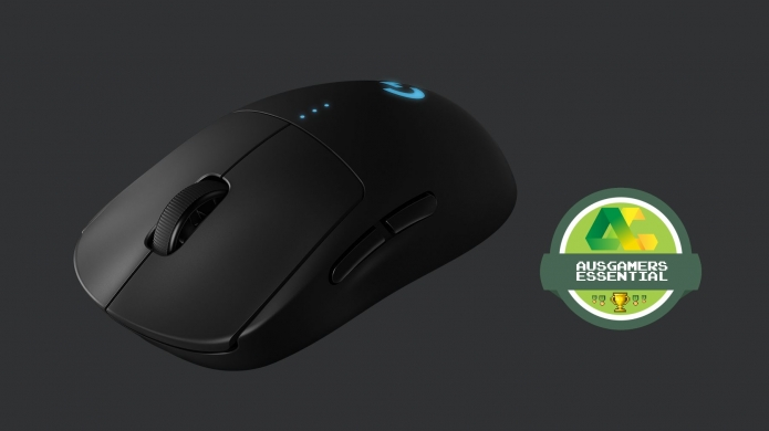 637f4cebcff Product: Logitech G Pro Wireless Gaming Mouse Type: Gaming Mouse (Wireless)  Price: $249.95 AUD Availability: Out Now