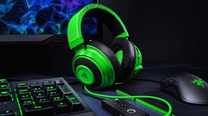 Razer Kraken Tournament Edition Review - Green With Envy