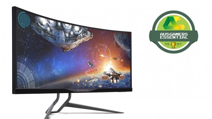 Acer Predator X34 Monitor Review - AusGamers com