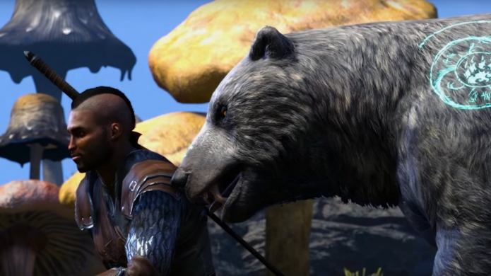 With The Elder Scrolls Online's Morrowind Expansion, The Team Went Back to the 2002 Original For Inspiration