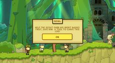 Scribblenauts Unlimited Screenshot
