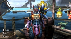 Monster Hunter 3 Ultimate Screenshot