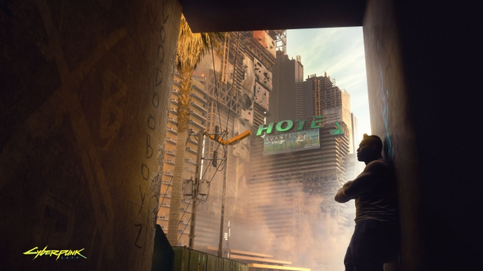 Cyberpunk 2077 - CD Projekt Red on Pushing Graphics Tech Forward and Building Night City
