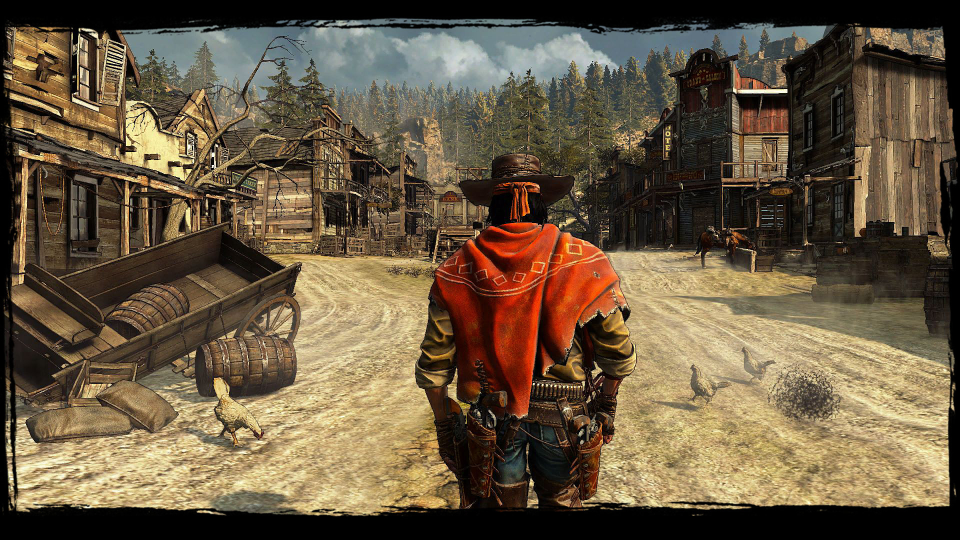 Call of Juarez Gunslinger Update v1.02 RELOADED