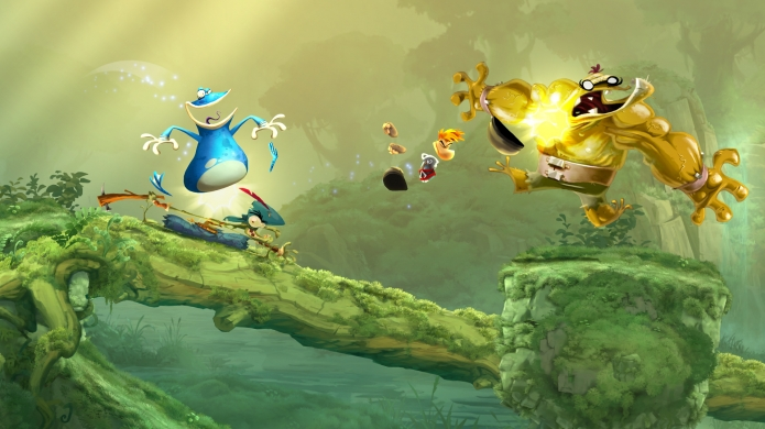 Rayman Legends: Definitive Edition Coming to Nintendo Switch