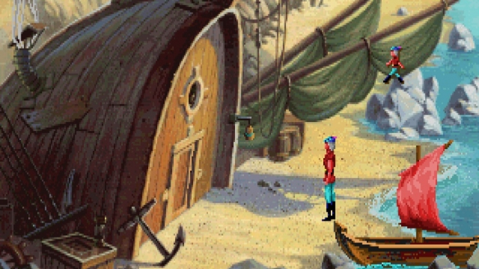 Humble Quest IV - Latest Humble Bundle is a Treasure Trove of Classic Sierra Adventures