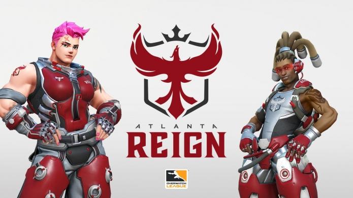 Overwatch League 2019 Team Reveals - Atlanta Reign and Toronto Defiant
