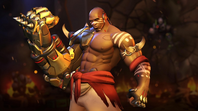 Overwatch's Latest Hero, Doomfist, Goes Live Next Week