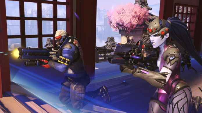 Overwatch Competitive Play is Now Live