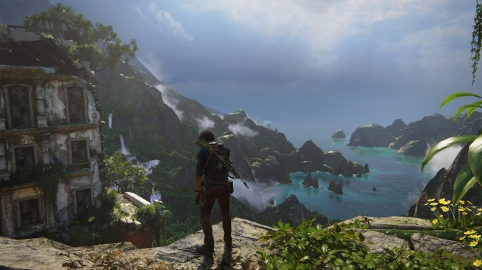 Not All it's Cracked Up to be - Uncharted 4: A Thief's End Review