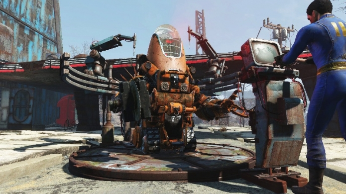 Xbox One Fallout 4 Mod Support Starts Tomorrow