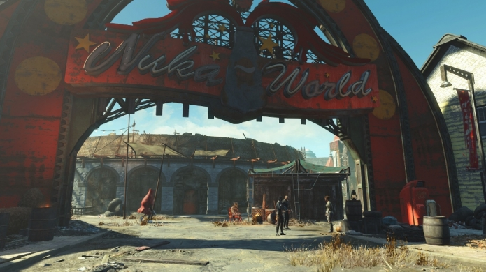 Say Goodnight to the Bad Guy – Fallout 4: Nuka World Impressions