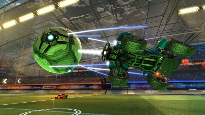 Opinion: How a Low Skill Floor Makes Rocket League Amazing