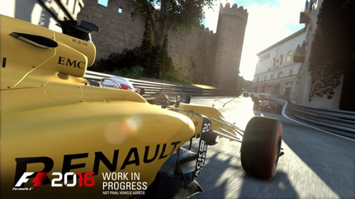 Codemasters Announces F1™ 2016