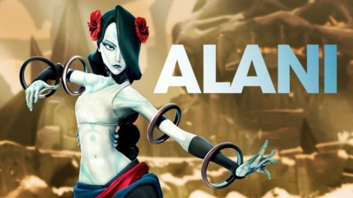 Waterworld - First Look at New Battleborn Hero Alani