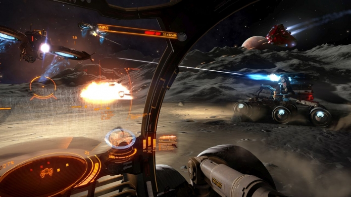 Elite Dangerous: Horizons Out on June 3 for Xbox One