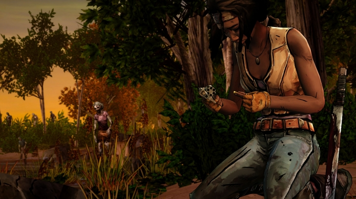 Season Finale for The Walking Dead: Michonne Out Now