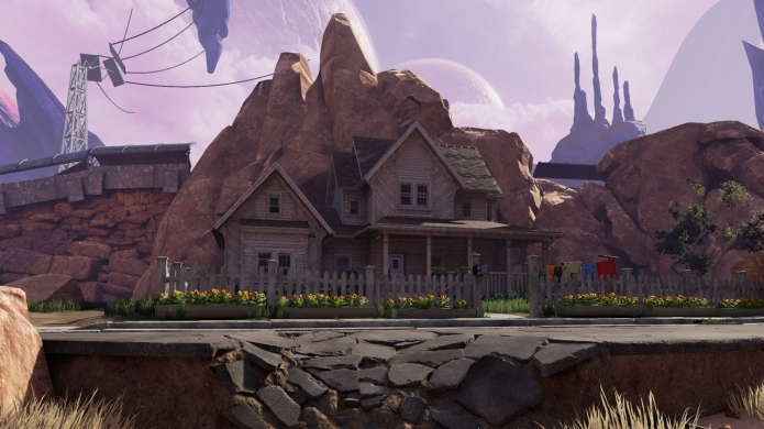 Myst Spiritual Successor Obduction Out Now on Steam