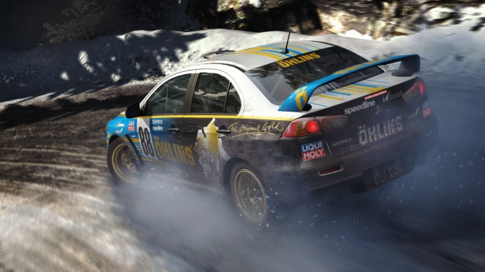 Easy Left into Hard Right - DiRT Rally Adding PlayStation VR Support in the Coming Weeks