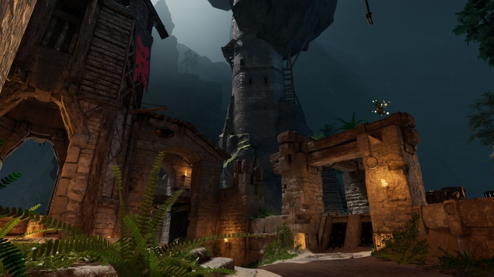 Take a Look at New Unreal Tournament Map 'Underland'