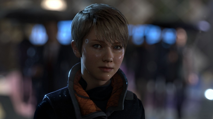 Quantic Dream's Detroit: Become Human, Heavy Rain, and More Coming to Epic Games Store