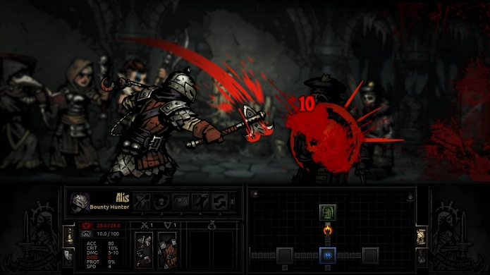 Darkest Dungeon Review - Cthulu Would be Proud