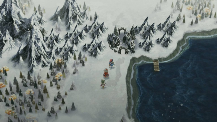 I Am Setsuna is Now a Nintendo Switch Launch Title