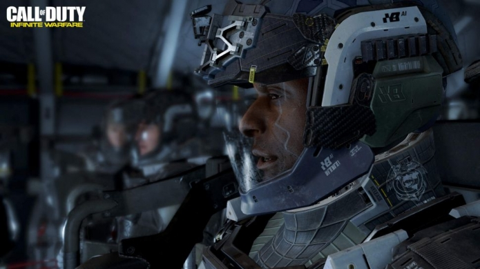 Call of Duty: Infinite Warfare will Feature Titan as a Battlefield Off-Earth, Plus Much More