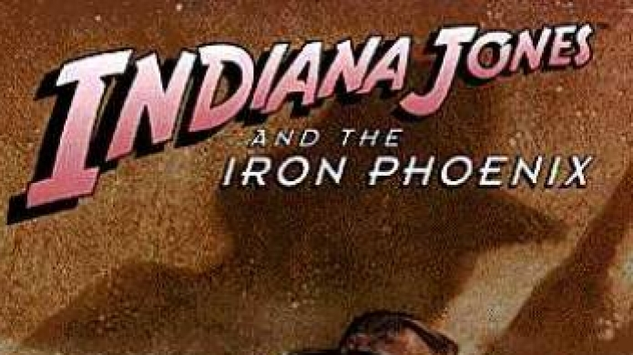 From the LucasArts Vault - Indianda Jones and the Iron Phoenix Design Document