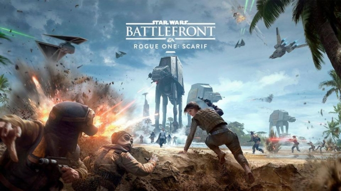 Star Wars Battlefront Update Corner - EA Access Debut, New Rogue One DLC, and VR Content