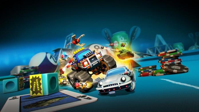 Micro Machines World Series Announced!