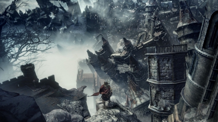 Dark Souls 3's Final Expansion, Ringed City, Out March