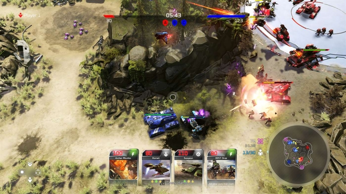 Halo Wars 2: Blitz Beta Available Now for Xbox One and Windows 10