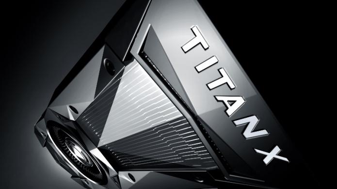 Clash of the Titans - Nvidia Announce the New Titan X