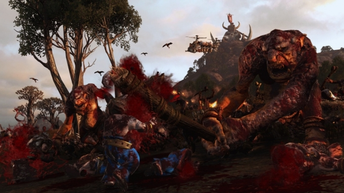 Total War: WARHAMMER - Blood for the Blood God is Basically 'Show Blood = Yes'