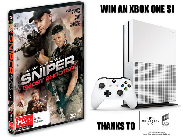Show us your Best Sniper Shot in a Game and Win an Xbox One S thanks to Sniper: Ghost Shooter