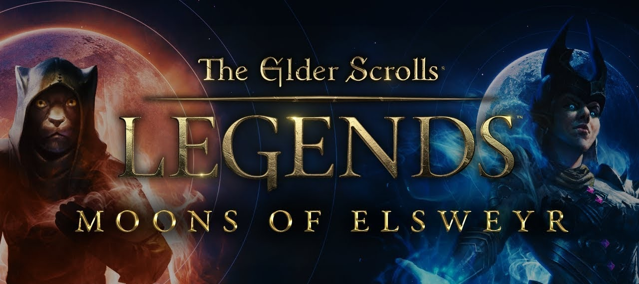AusGamers The Elder Scrolls Legends Moons of Elsewyr Give Away