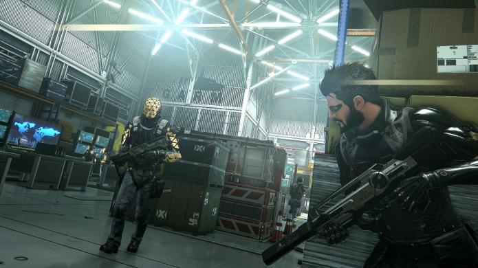 Firmware Upgrade - Deus Ex: Mankind Divided Reviewed