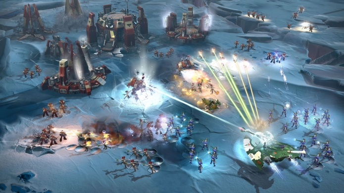 Gamescom 2016 - Hands-On With Dawn of War 3